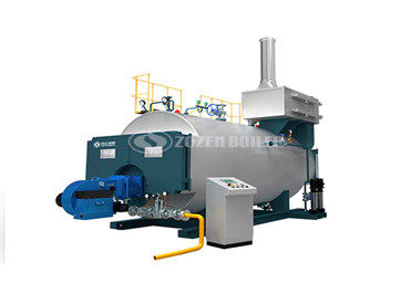 WNS series gas-fired (oil-fired) steam boiler