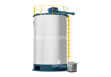 YQL series gas-fired thermal fluid heater