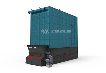 YLW series coal-fired thermal fluid heater